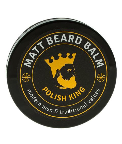 Polish King-Matt Beard Balm Balsam do Brody 100ml
