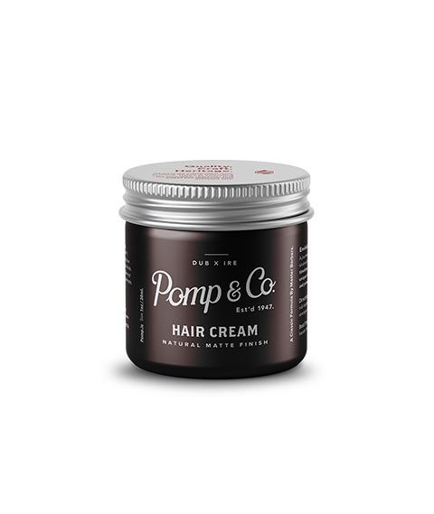 Pomp & Co.-Hair Cream Matowa Pasta do Włosów 30ml
