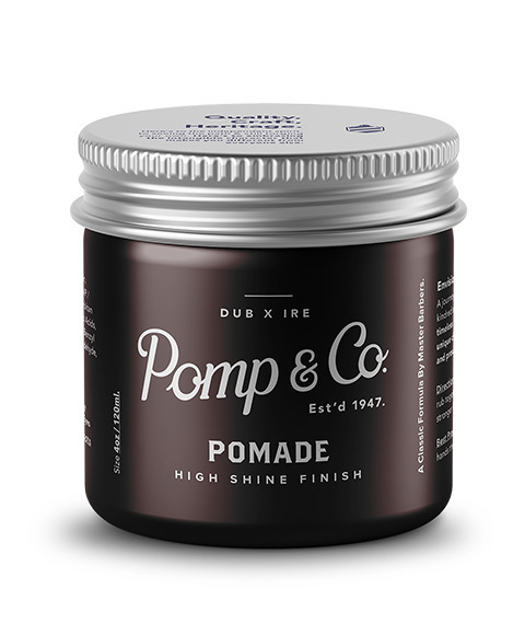Pomp & Co.-Pomade Wodna Pomada do Włosów 120ml