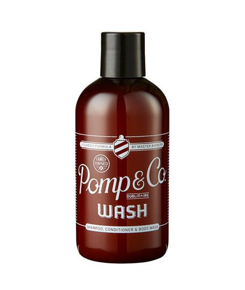 Pomp & Co.-Wash Szampon i Żel Pod prysznic 250 ml.