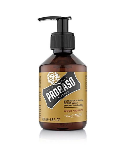 Proraso-Beard Wash Szampon do brody 200ml