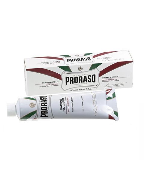 Proraso-Krem Do Golenia Skóra Wrażliwa Linia Biała 150 ml