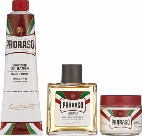 Proraso-Vintage Selection Prima Dopo Zestaw do Golenia