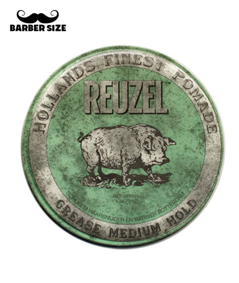 Reuzel-Green Grease Medium Hold Hog 340g