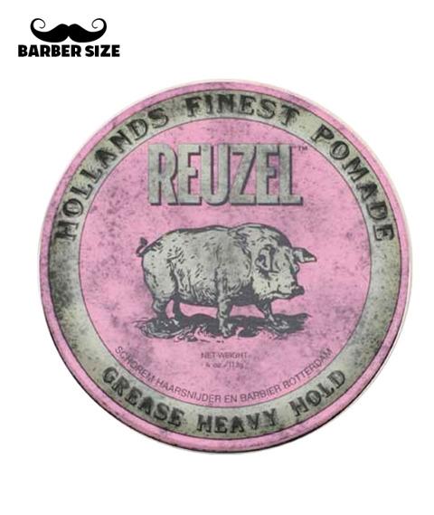 Reuzel-Pink Heavy Hold Hog Pomada woskowa 340g