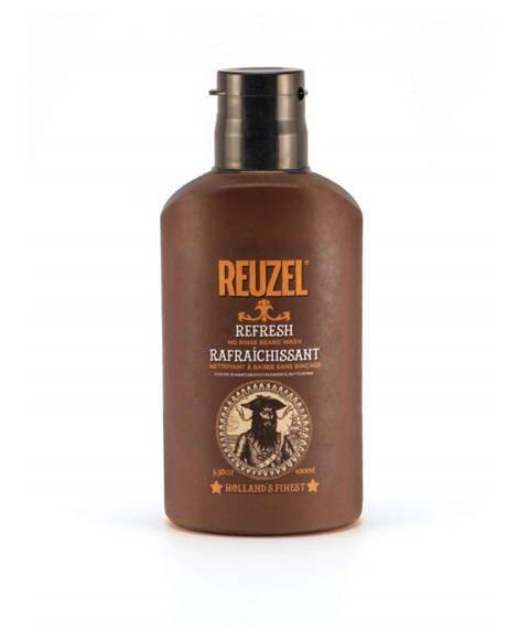 Reuzel-Refresh No Rinse Beard Wash Suchy Szampon do Brody 100 ml