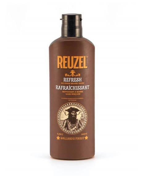 Reuzel-Refresh No Rinse Beard Wash Suchy Szampon do Brody 200 ml