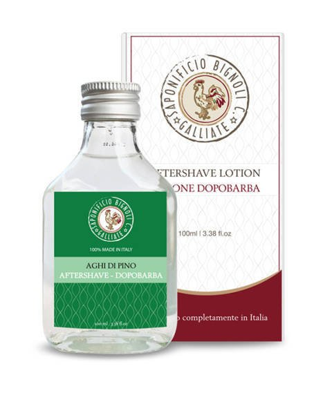 Saponificio Bignoli Carlo-Aftershave Lotion Aghi di Pino Woda po Goleniu 100 ml