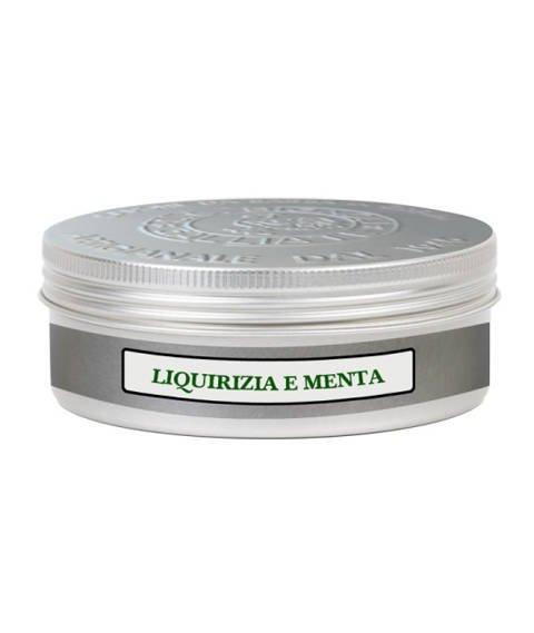 Saponificio Bignoli Carlo-Shaving Cream Liquirizia e Menta Krem do Golenia 175 g