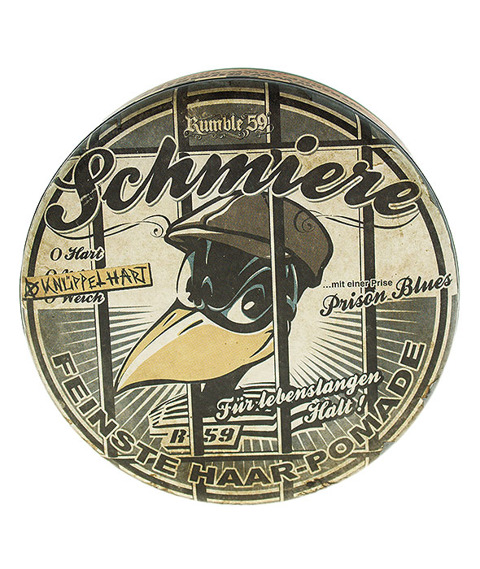 Schmiere-Special Edition Rock  Hard Pomade Pomada do Włosów 140ml