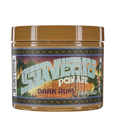 Suavecito-Firme Hold Pomade Dark Rum Summer 2019 Pomada do Włosów 113g