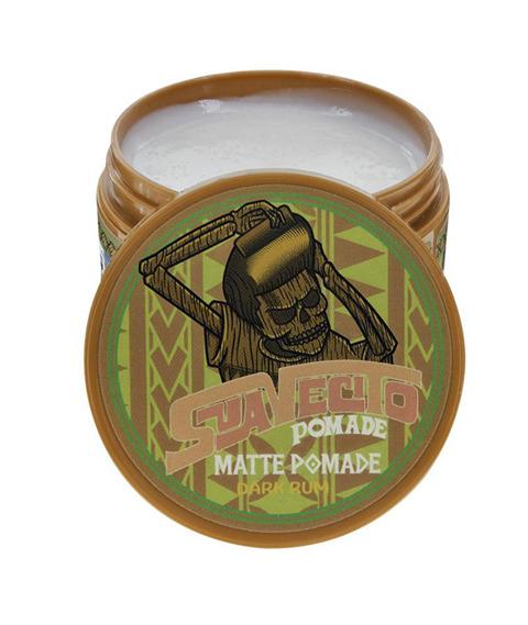 Suavecito-Matte Pomade Dark Rum Summer 2019 Pomada do Włosów 113g