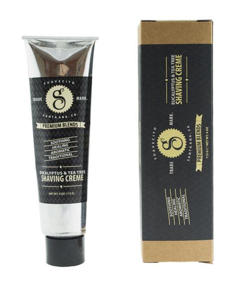 Suavecito-Premium Shaving Creme Eucalyptus Krem do golenia 113 gr.