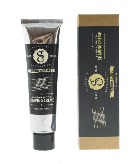 Suavecito-Premium Shaving Creme Sandalwood Krem do golenia 113 gr.
