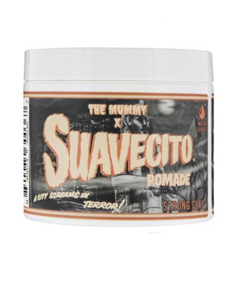 Suavecito-The Mummy Pomade Firme Clay Pomada do Włosów 113g
