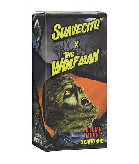 Suavecito-The Wolf Man Beard Oil Olejek do Brody 30ml