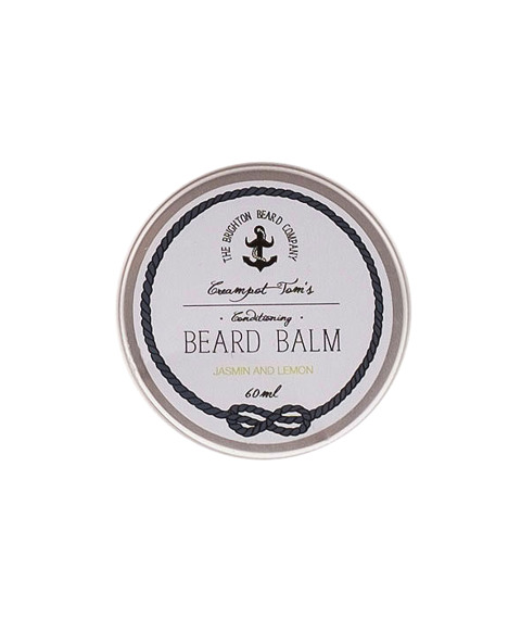 The Brighton Beard Co-Creampot Tom's Beard Balm Jasmin And Lemon Balsam do Brody 60ml