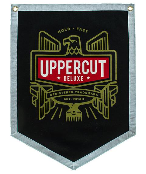 Uppercut Deluxe-Proporczyk Duży