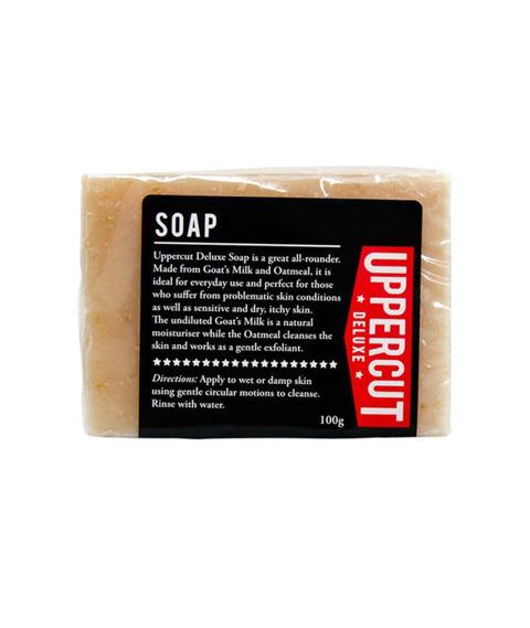 Uppercut Deluxe-Soap Mydło do Ciała 100g