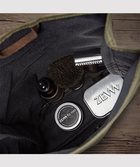 Zew-Kosmetyczka Podróżnika Bawełniana